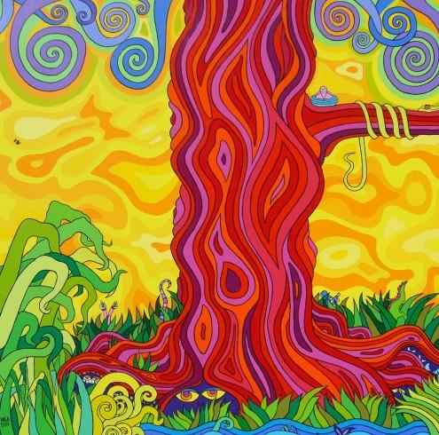 träd, Baum